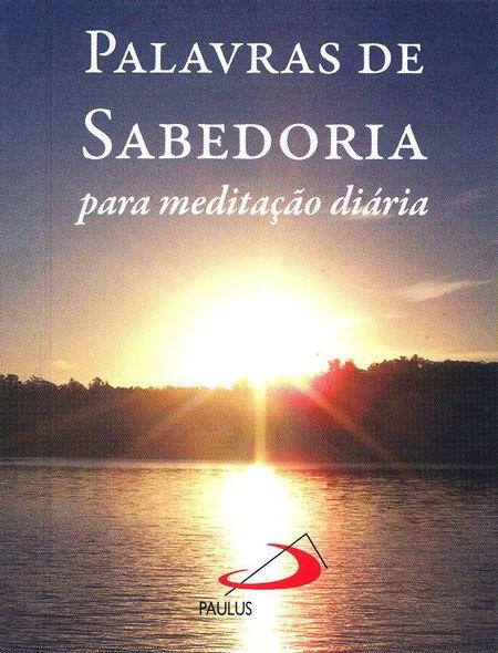 Palavras de sabedoria para meditação diária - 9788534903622
