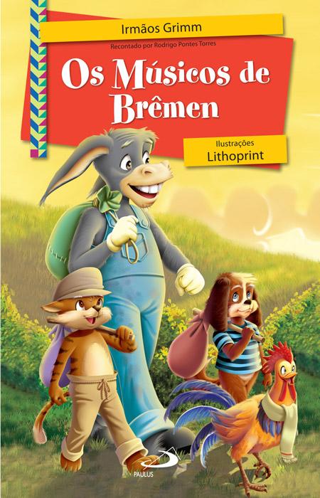 Os músicos de Brêmen - 9788534926256