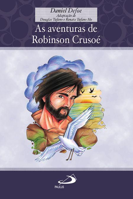 As aventuras de Robinson Crusoé - 9788534933117