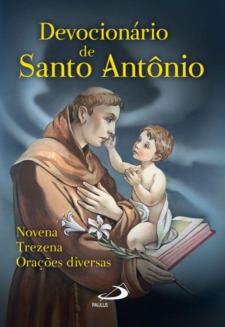Devocionário de Santo Antônio - Novena, Trezena, orações