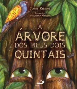 amizade entre garoto e árvore é tema de novo livro de jonas ribeiro