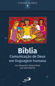 Livro: Bíblia comunicação de Deus em linguagem humana