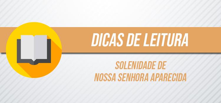 BANNER SOLENIDADE DE NOSSA SENHORA APARECIDA
